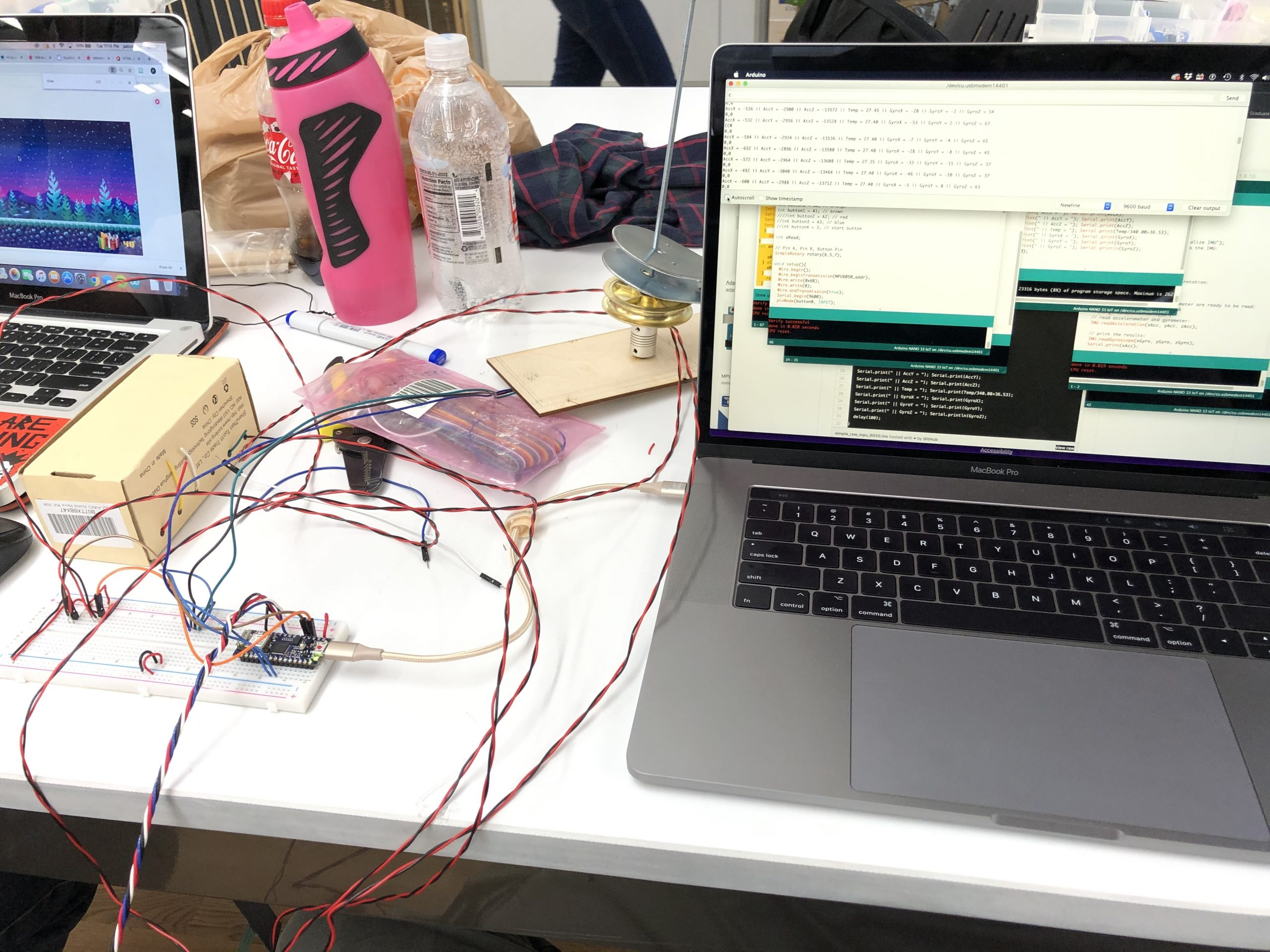 Proof our Arduino Setup and Code Work!