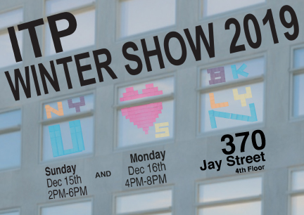 Revised Version of Postcard for 2019 ITP Winter Show