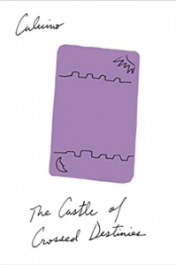 Book cover of Calvino's The Castle of Crossed Destinies