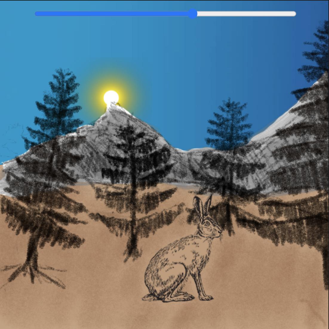 Screen Shot - Snowshoe Hares Timeless Coat (aka Sketch 1)