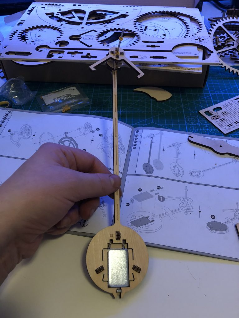 My ROKR Clock Puzzle Building Experience - Image 17