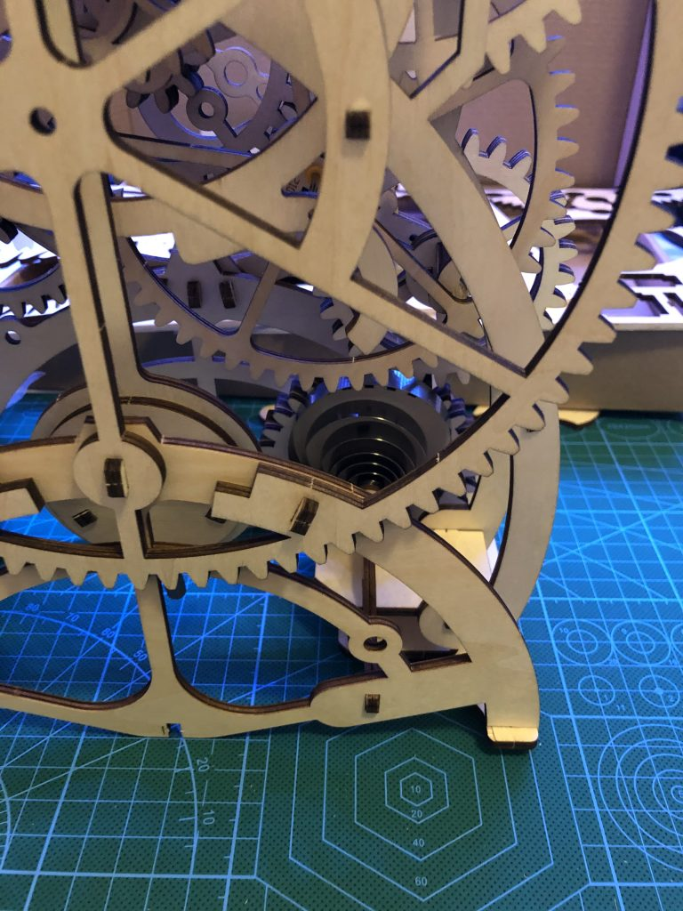 My ROKR Clock Puzzle Building Experience - Image 25