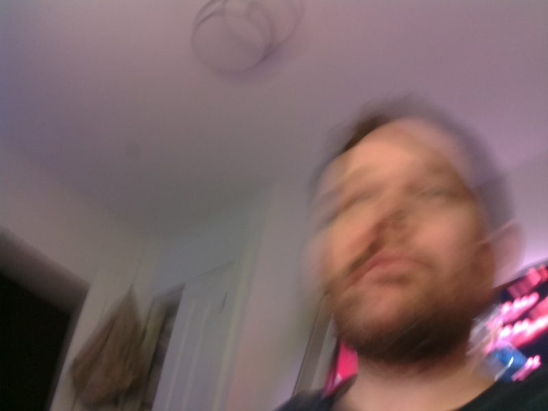 First image from my raspberry pi camera